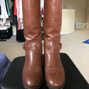 Tory Burch Adeline Riding Boots